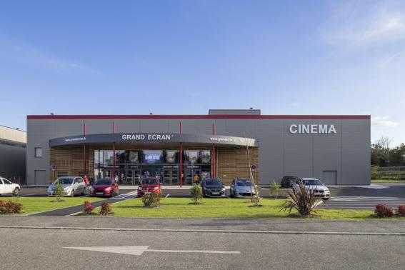 Tout savoir sur Cinéma Grand Ecran Langon