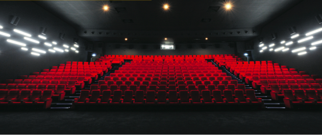 Louer une salle au Cinéma Grand Ecran Langon